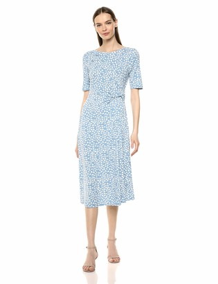 Chaus Women's 3/4 SLV Palm Groves Dress
