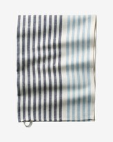 Toast Twill Stripe Tea Towel