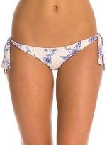 Billabong Kaia Floral Biarritz Tie Side Bikini Bottom 8132886