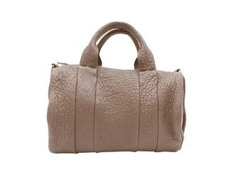 Alexander Wang Rocco Beige Leather Handbags