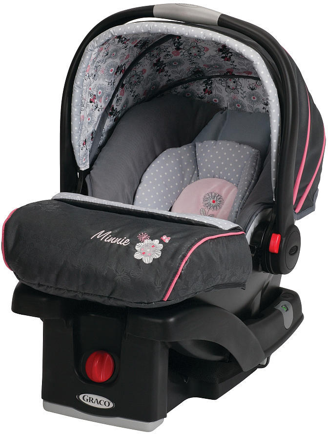 Graco SnugRide Click Connect 35 Infant Car Seat - Minnie's Garden