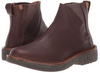 El Naturalista Volcano N5570 (Brown) Women's Shoes