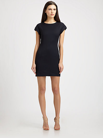 Theory Mishea Luxe Dress