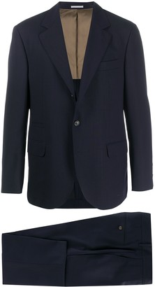 Brunello Cucinelli Fitted Two-Piece Suit