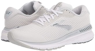 Brooks Adrenaline GTS 20 (White/Grey/Silver) Women's Running Shoes