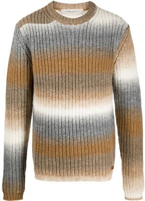 Golden Goose Ombre Stripe Knit Jumper
