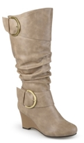 Journee Collection Meme Wedge Boot