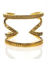 House of Harlow Textured Cutout Cuff