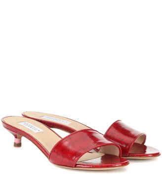Gabriela Hearst Garcia leather sandals