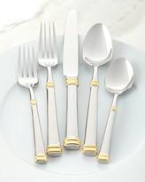 Ricci 45-Piece Gold Bramasole Flatware Service