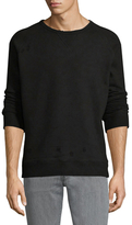 Earnest Sewn Solid Grip Cotton Sweatshirt