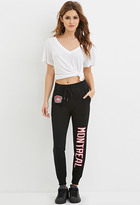 Forever 21 Montreal Canadiens Graphic Sweatpants