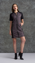 Komarov Zip Up Dress