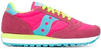 Saucony Colour-Block Low-Top Sneakers
