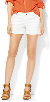 "New York & Co. Soho Jeans - Bowery 4"" Short - Optic White"
