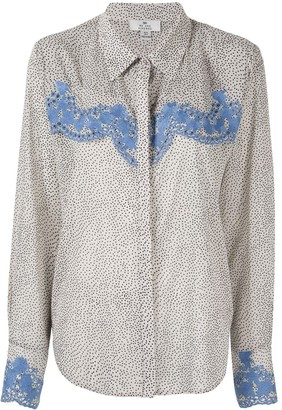 We Are Kindred Argentina dotted shirt