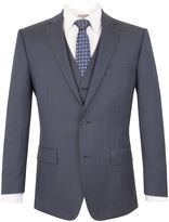 Pierre Cardin Prince Of Wales Check Regular Fit Jacket