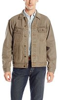 Wrangler Men's Big & Tall Unlined Denim Jacket