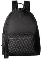 MCM Tumbler Rombi Nylon Medium Backpack Backpack Bags