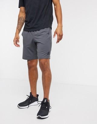 adidas Training shorts in Grey