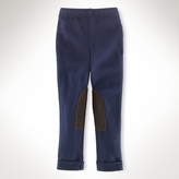 Ralph Lauren 2-6X Stretch Cotton Jodhpur Legging