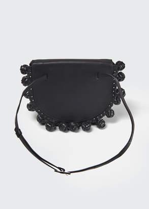 Loewe Heel Knotted Horseshoe Crossbody Bag