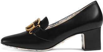 Gucci Victoire 55mm Leather Loafer