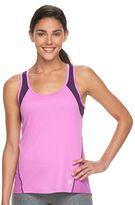 Tek Gear Petite Performance Base Layer Workout Tank