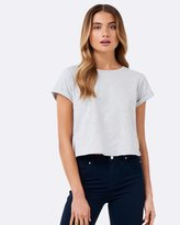 Forever New Bonnie Crop Tee