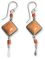 "Novica Artisan Crafted Sterling ""Legacy"" DangleEarrings"