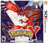 Nintendo Pokemon Y for 3DS