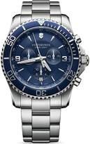 Victorinox Maverick Chronograph Watch, 43mm