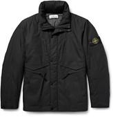 Stone Island - Waterproof Cotton-shell Hooded Jacket