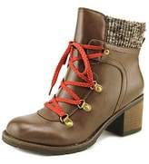 Bare Traps Baretraps Donah Women Round Toe Synthetic Brown Ankle Boot.