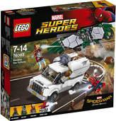Lego Marvel Super Heroes Spiderman play set