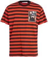 Givenchy Portrait-print Columbian-fit cotton T-shirt