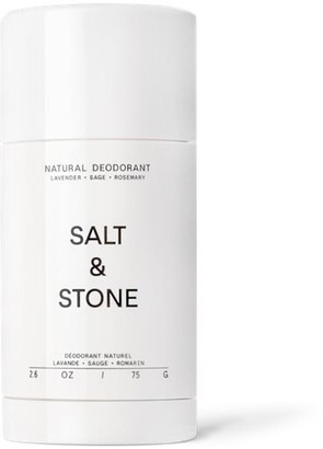 Salt & Stone Natural Deodorant Lavender Sage Rosemary