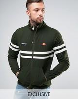 Ellesse Jacket With Turtleneck