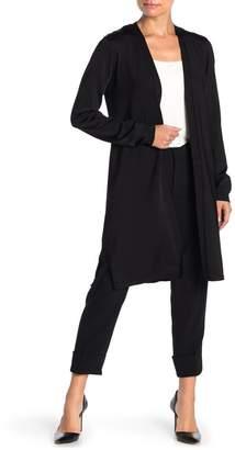 T Tahari Long Duster Cardigan