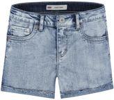 Levi's Girls 7-16 Scarlett Faded Shortie Shorts