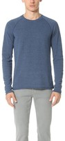 Splendid Mills Long Sleeve Crew Sweatshirt