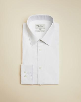 Ted Baker Endurance Plain Cotton Shirt