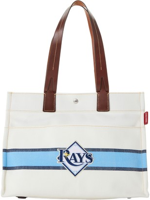 Dooney & Bourke MLB Rays Medium Tote