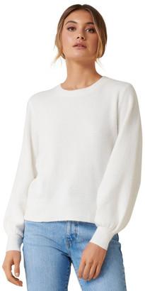 Forever New Elissa Blouson Sleeve Wool Jumper
