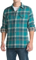 Pendleton Fairbanks Double Faced Plaid Shirt - Long Sleeve (For Men)