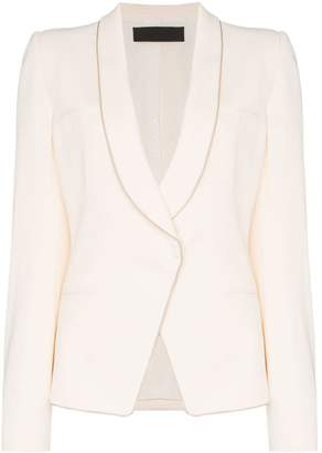 Haider Ackermann Single-breasted fitted blazer