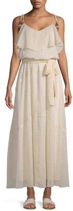 Rebecca Minkoff Ruffle Blouson Dress