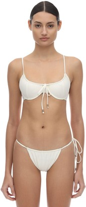Palm Swim Viper Bikini Top W/ Underwire