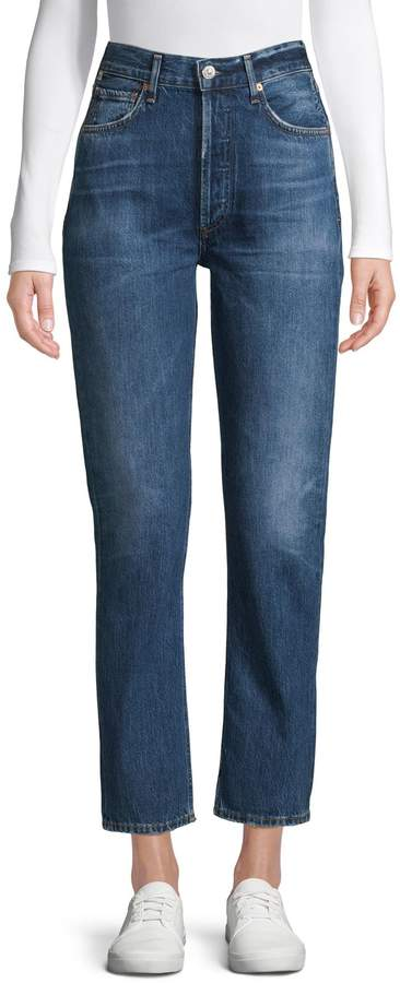 Citizens of Humanity Charlotte Straight Leg Jeans