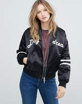Gestuz Gina Daydream Embroidered Bomber